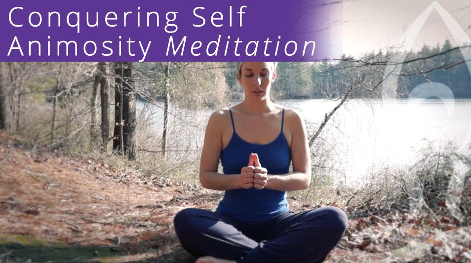 Conquer Self Animosity Meditation